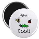 icky bugs ...COOL Magnet