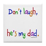 Dad Drink Coasters