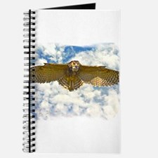 Unique Eagle personalized Journal