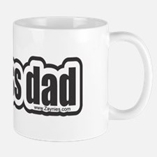 Cute Kick ass dad Mug
