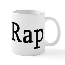 I Love Rap Mug