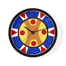 Custom UCTP Logo Wall Clock