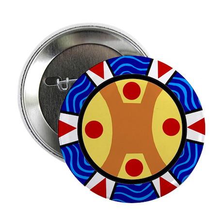 "UCTP TAINO LOGO 2.25"" Button"