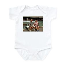 Tired Infant Bodysuit