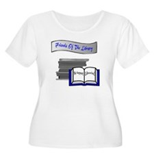 Friends of the Library T-Shirt