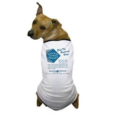 Railway Express Dog T-Shirt