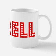 Retro Tyrell (Red) Mug