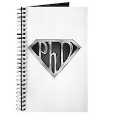 Super PhD - metal Journal