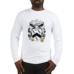 Williams Family Crest Long Sleeve T-Shirt