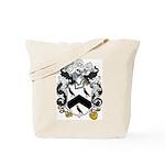 Williams Family Crest Tote Bag