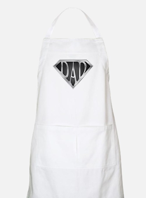 SuperDad - Metal BBQ Apron