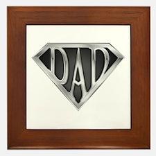 SuperDad - Metal Framed Tile
