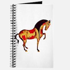 Prancing Tang Horse Journal