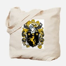Wilson Family Crest Tote Bag