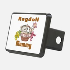 Ragdoll Cats Mummy Hitch Cover