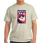 Obey the Kitty! USA Ragdoll Light T-Shirt