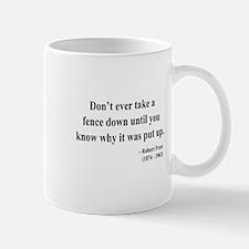 Robert Frost 17 Mug