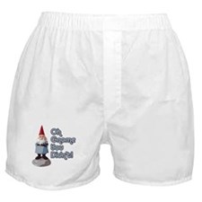 Knome you didn't Boxer Shorts