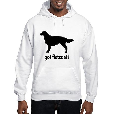 Got Flatcoat? Hooded Sweatshirt