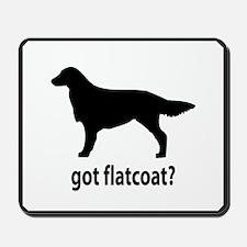 Got Flatcoat? Mousepad