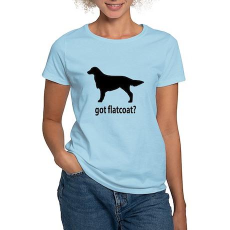Got Flatcoat? Women's Light T-Shirt