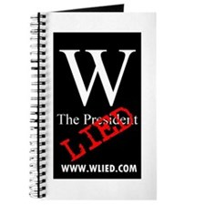 W The President LIED Journal