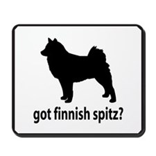 Got Finnish Spitz? Mousepad
