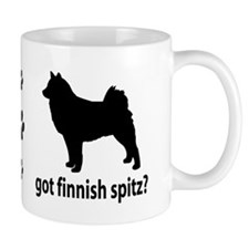 Got Finnish Spitz? Mug