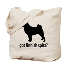 Got Finnish Spitz? Tote Bag
