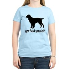 Got Field Spaniel? T-Shirt