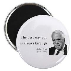 Robert Frost Quote 16 2.25