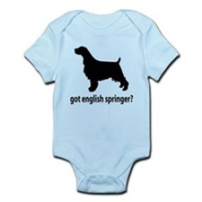 Got English Springer? Infant Bodysuit