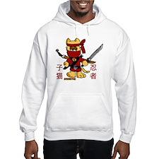 Ninja Kitty Jumper Hoody