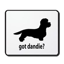 Got Dandie? Mousepad