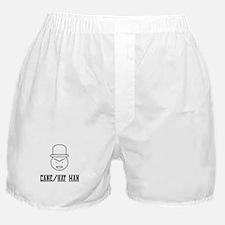 Funny Webcomic Boxer Shorts