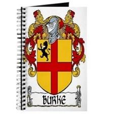 Burke Coat of Arms Journal