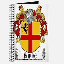 Burke Coat of Arms Journal