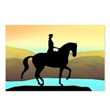 Dressage By The Sea Postcards (Package of 8)