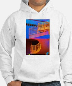 Stairway to Where? Hoodie