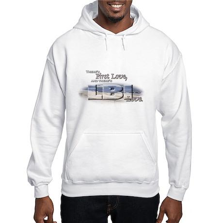 LBI Love... Hooded Sweatshirt
