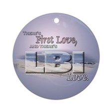 LBI Love... Ornament (Round)