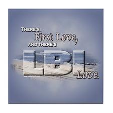 LBI Love... Tile Coaster