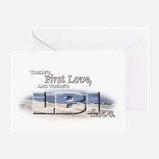 LBI Love... Greeting Card