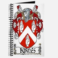 Byrnes Coat of Arms Journal