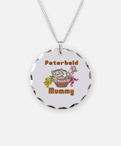 Peterbald Cats Mummy Necklace