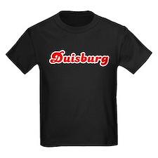 Retro Duisburg (Red) T