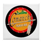 U.S. Army Comanche Tile Coaster