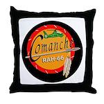 U.S. Army Comanche Throw Pillow