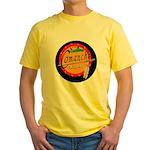 U.S. Army Comanche Yellow T-Shirt