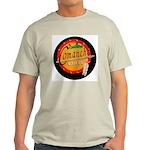 U.S. Army Comanche (Front) Ash Grey T-Shirt